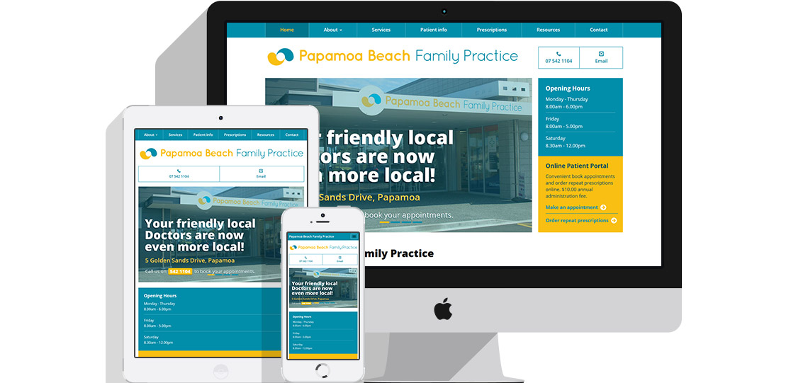 Tauranga web design