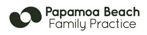 logo papamoa beach family practice