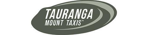 logo tauranga mount taxis