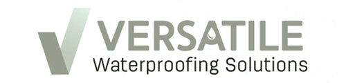 logo versatile waterproofing
