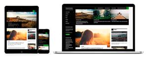 WordPress 3.8 twenty fourteen theme
