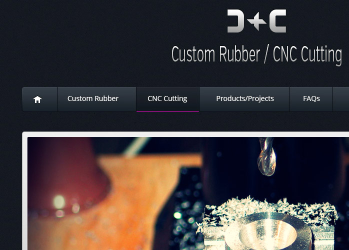 working on the design of Custom Rubber
