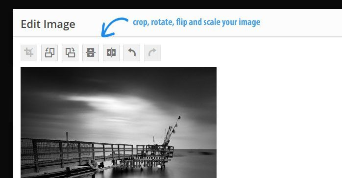edit images WordPress 3.9
