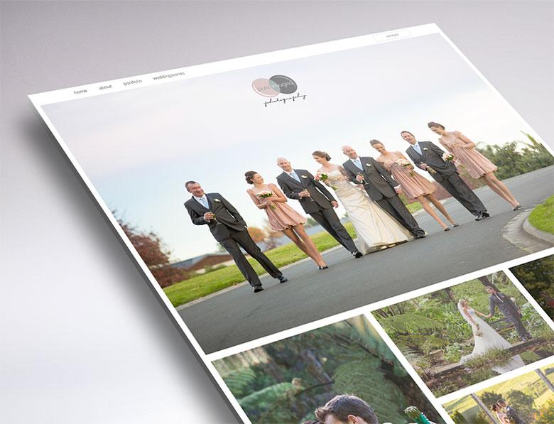 website design Pure Images