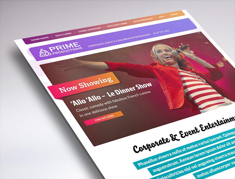 webdesign peek