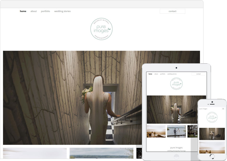 pure images website