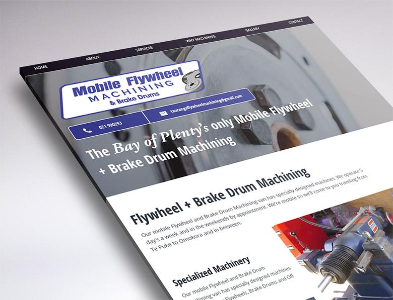 web design flywheel