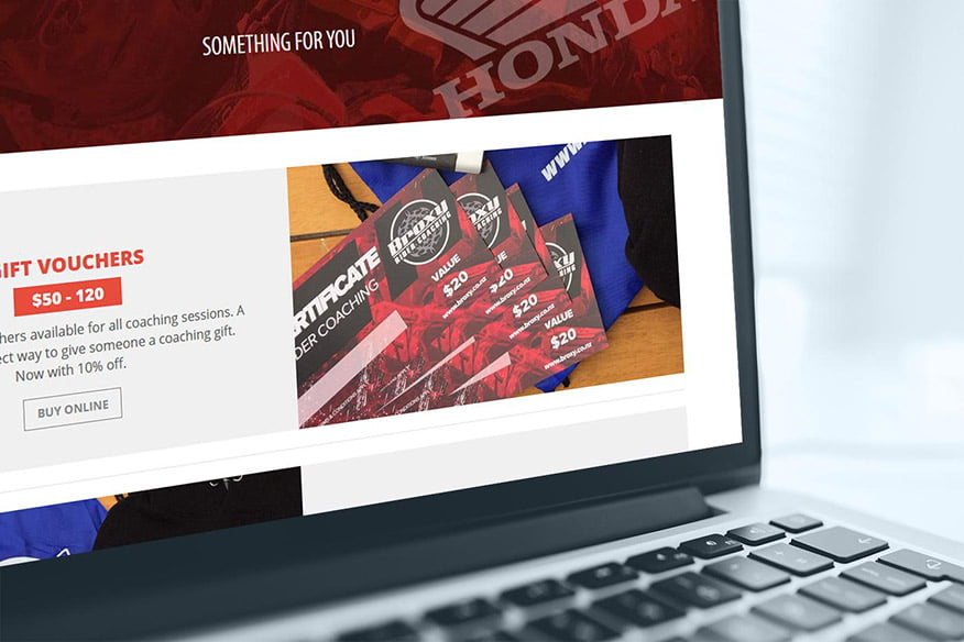 Woocommerce plugin on the Broxy website
